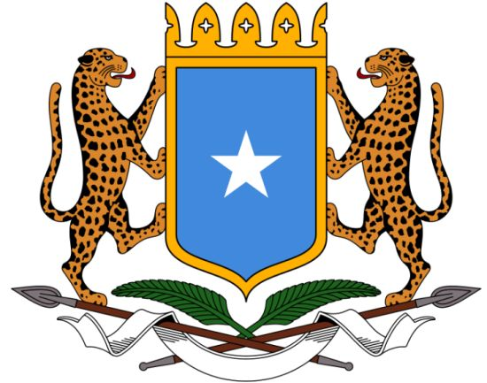 Arms of National Arms of Somalia