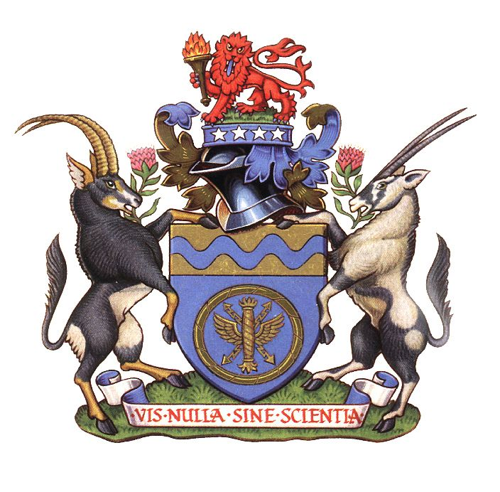 Arms of South African Institute of Electrical Engineers
