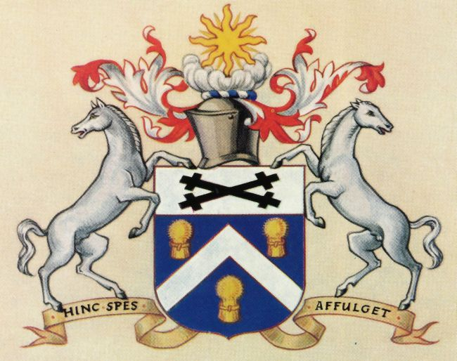 Arms of Worshipful Company of Innholders