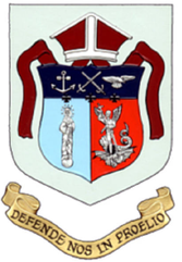 Arms (crest) of Military Ordinariate of the United Kingdom