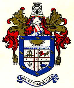 Arms (crest) of Bexhill-on-Sea