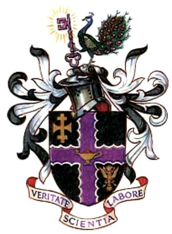 Coat of arms (crest) of Loughborough University