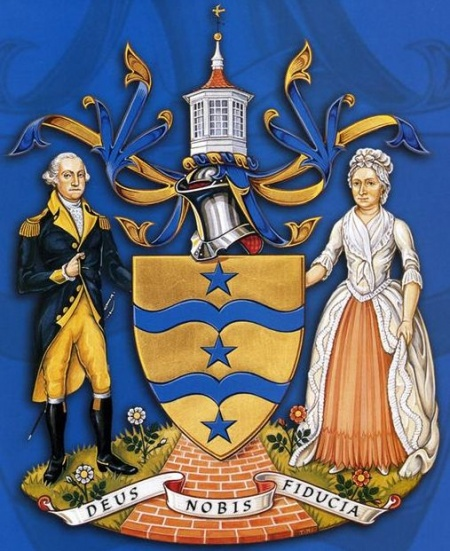 Coat of arms (crest) of George Washington University