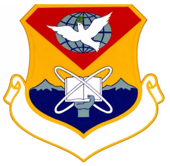 Coat of arms (crest) of the 3405th Student Group, US Air Force