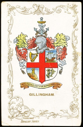 Arms (crest) of Gillingham