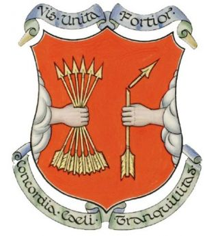 Arms of The Convenor Court of the Seven Incorporated Trades of Aberdeen