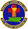 88th Inpatient Operations Squadron, US Air Force.png