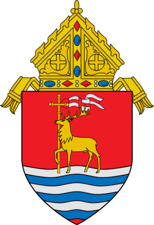 Arms (crest) of Archdiocese of Hartford