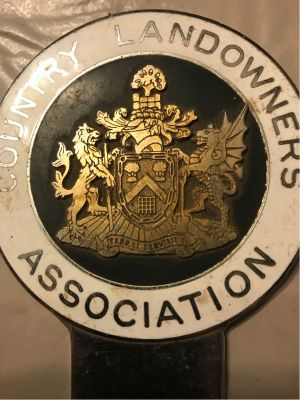 Arms of Country Landowners Association