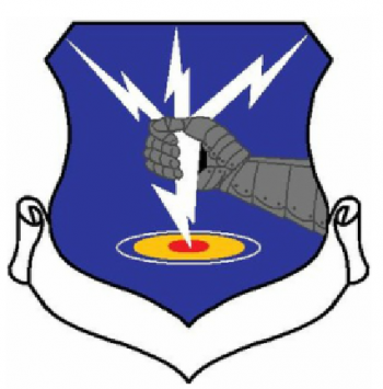 Coat of arms (crest) of the Strategic Weapons School, US Air Force