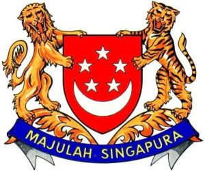 National Arms of Singapore