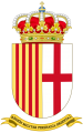 Eastern Pyrenean Military Region, Spanish Army.png