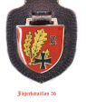Jaeger Battalion 36, German Army.png