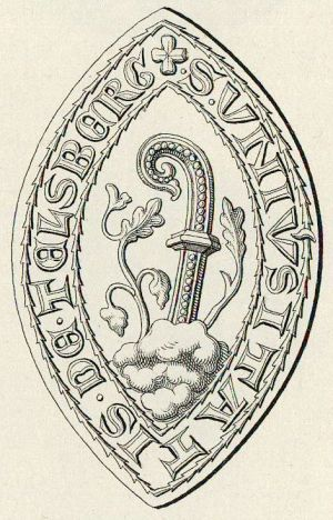 Seal of Delémont