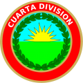 IV Division, Colombian Army.png