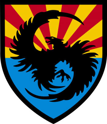 Arms of 111th Military Intelligence Brigade, US Army