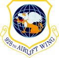 928th Airlift Wing, US Air Force.png