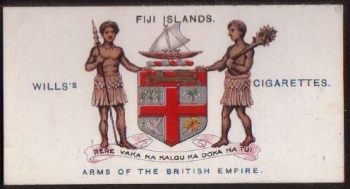 Arms of National Arms of Fiji