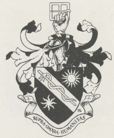 Arms of Essendon and District Memorial Hospital
