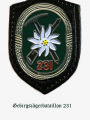 Mountain Jaeger Battalion 231, German Army.png