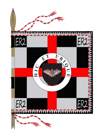 Arms of Radar Station No 2, Portuguese Air Force