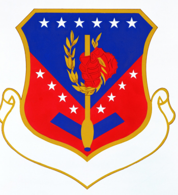 Coat of arms (crest) of the 68th Air Refueling Group, US Air Force