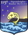 115th Remote Radar Squadron, Italian Air Force.png