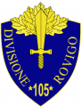 105th Infantry Division Rovigo, Italian Army.png