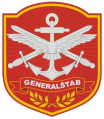 General Staff, Armed Forces of Montenegro.png
