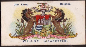 Coat of arms (crest) of Bristol