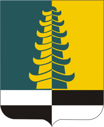 Arms of 319th Military Intelligence Battalion, US Army