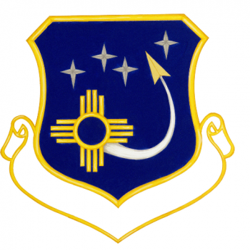 Coat of arms (crest) of the Philips Laboratory, US Air Force