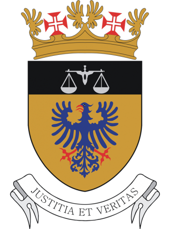 Arms of Justice and Discipline Service, Portuguese Air Force