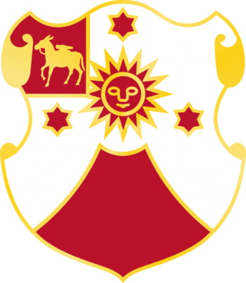 Arms of 24th Field Artillery Regiment (Philippine Scouts), US Army