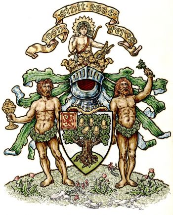 Arms of Royal College of Physicians of Edinburgh