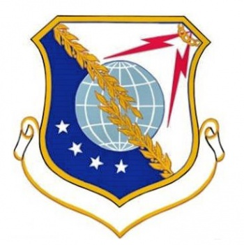 Coat of arms (crest) of the 823rd Air Division, US Air Force