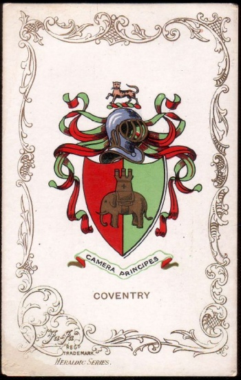 Arms (crest) of Coventry