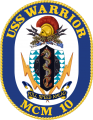 Mine Countermeasures Ship USS Warrior.png