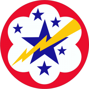 Coat of arms (crest) of the US Army Forces Western Pacific