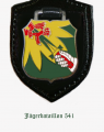 Jaeger Battalion 541, German Army.png