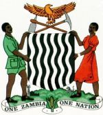 National Arms of Zambia