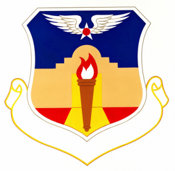 Coat of arms (crest) of the Basic Military Training School, US Air Force