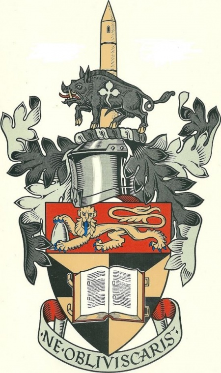 Coat of arms (crest) of Campbell College