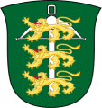 Home Guard District Middle and West Zeeland, Denmark.png