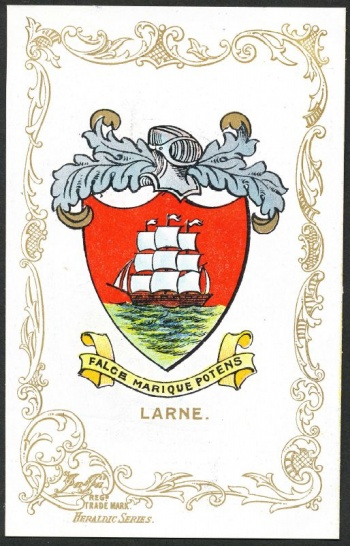 Arms of Larne
