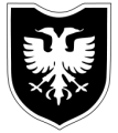 21st Mountain Division of the Waffen-SS Skanderbeg (Albanian No 1).png