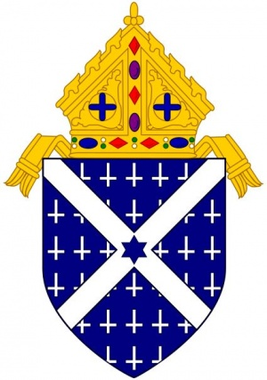 Arms (crest) of Diocese of Little Rock