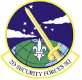 2nd Security Forces Squadron, US Air Force.png