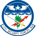 17th Security Forces Squadron, US Air Force.png