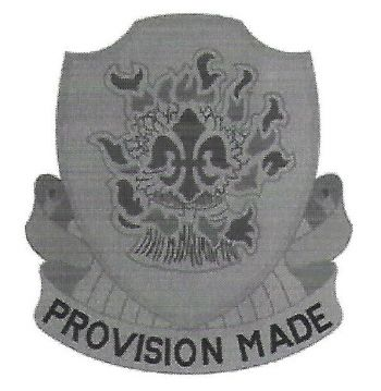 Arms of 96th Support Battalion, US Army